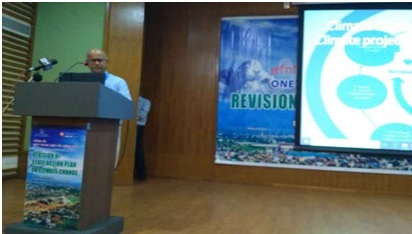 Workshop on Revision of State Action Plan on Climate Change